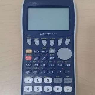 Casio Graphing Calculator FX9750-GII