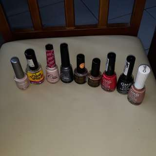 Assorterld Nail Polish