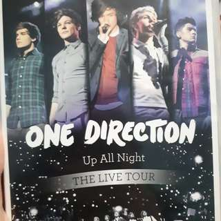 One Direction - Up All Night Tour