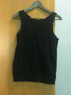 Double layer navy tank