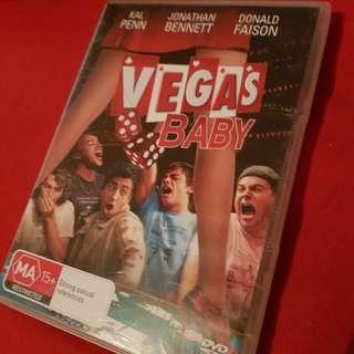 Vegas Baby DVD