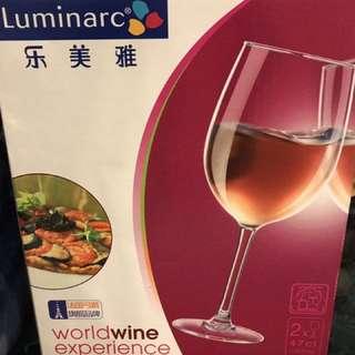 紅酒杯(二入)