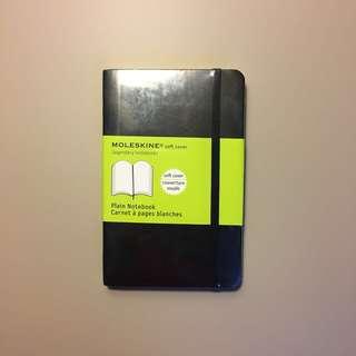 Moleskine Pocket Size Plane Soft Cover notebook
