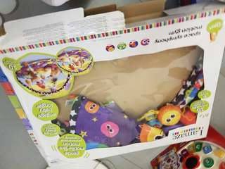 Lamaze play gym mat