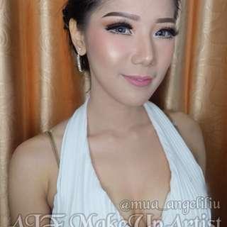 Makeup bride / pengantin
