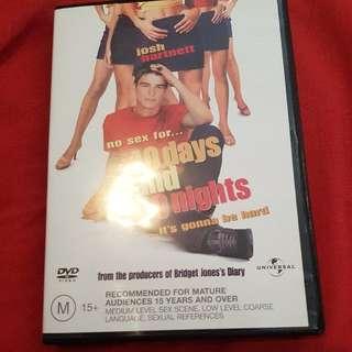 40 Days & 40 Nights DVD