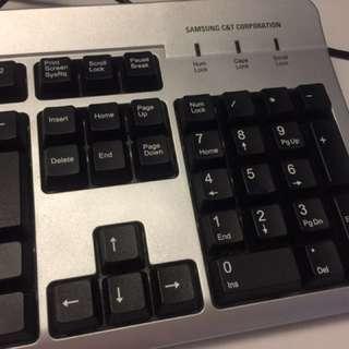 Samsung keyboard 鍵盤