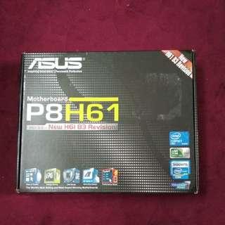 Asus Motherboard P8H61