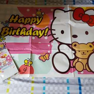 Hello Kitty Party Decoration Set