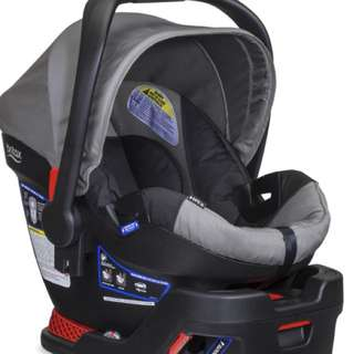 New Brittax Car Seat - to 15kg