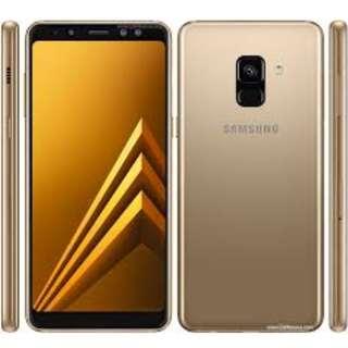 Samsung Galaxy A8 Plus Gold