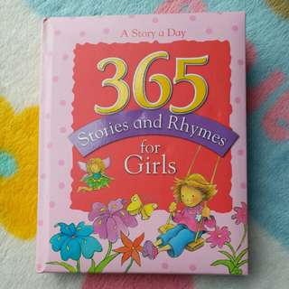 365 Stories and Rhymes (for girls)