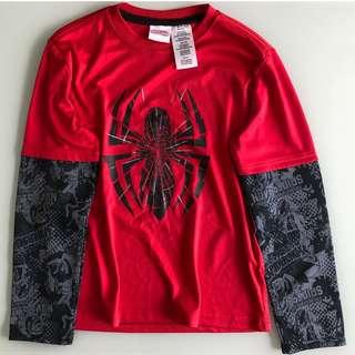 SPIDERMAN long sleeve shirt