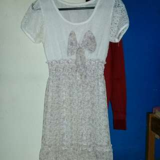 Simple Dress - Flower