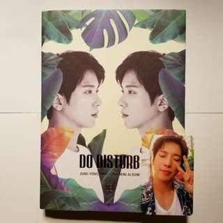 鄭容和 Do Disturb Album