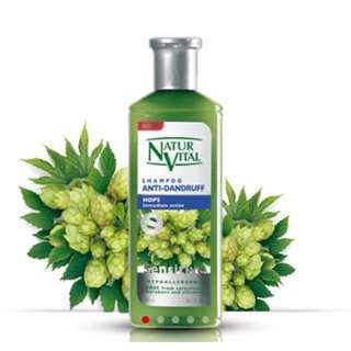 NATURVITAL Sensitive Anti-dandruff Shampoo (300ml)