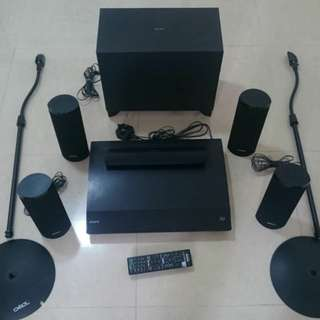 Sony E380 5.1 3D Bluay theatre