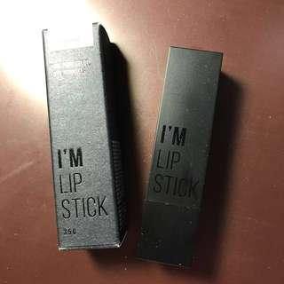 🚚 I'M MEME I'M LIPSTICK我愛唇膏 #BC009