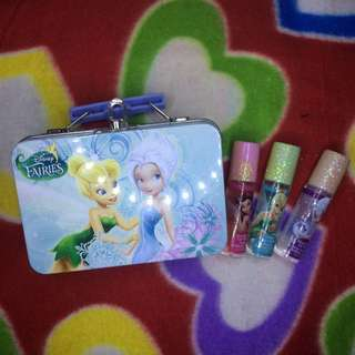 Tinkerbell Flavored Lip Gloss Pack