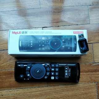 Mele F10 Pro TV box remote