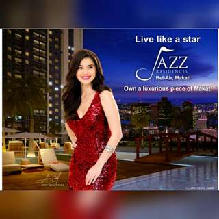 JAZZ RESIDENCES Condominium is now Open for Sale