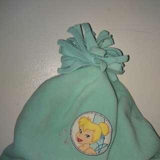 Blue Tinker Bell bonet