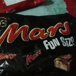 Mars Fun Size