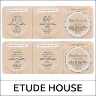 ETUDE HOUSE Real Powder Cushion Blister