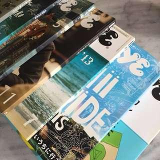 Popeye Magazine bundle