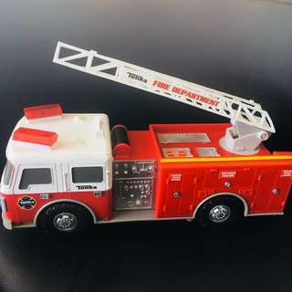 FunRise Tonka Fire Rescue Ladder Truck #06737