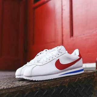 NIKE CORTEZ CLASIC FORREST GUMP MENS & WOMENS
