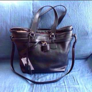 Like New Burberry Bag Authentic