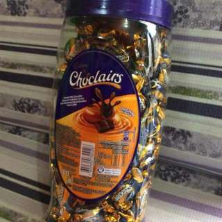 Choclairs Jars