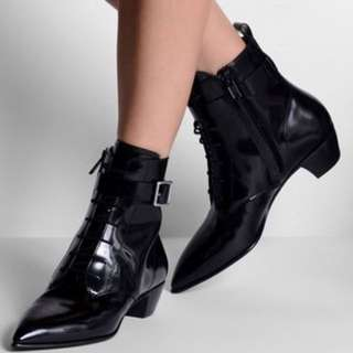 Marc by Marc Jacobs 黑色 短 boots