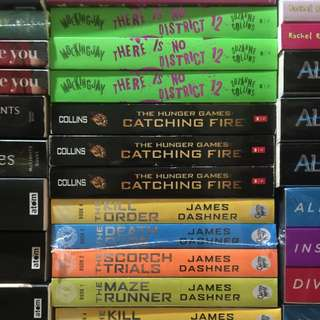SALE: YA Books
