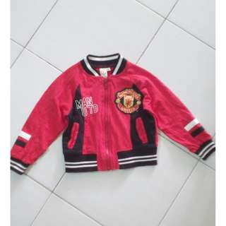 Manchester United Baby Sweater - 1Y
