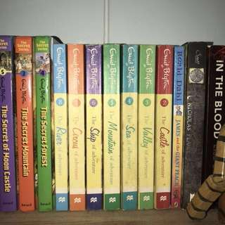 Enid Blyton Children's Books