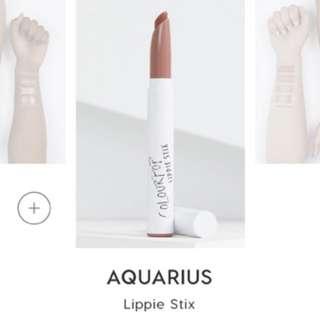 🚚 Colourpop 唇膏 Aquarius