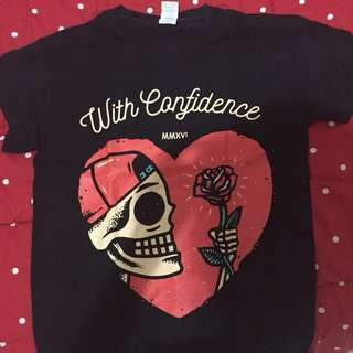 "Kaos band pop punk Australia ""With Confidence"" ORIGINAL"