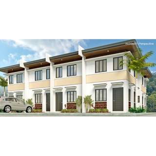 Townhouses For Sale In Idesia Dasmarinas Cavite Near SM & Robinson's Dasmarinas