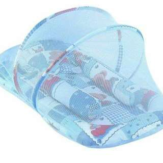 Baby  portable bed with mosquito net