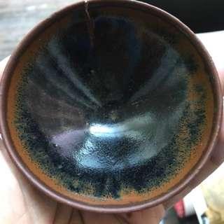 Rare Song Jian tea bowl with harefur