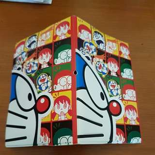 Doraemon passport holder