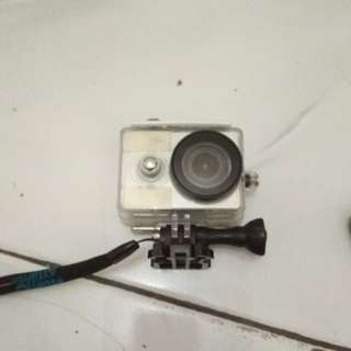 Kamera action yi cam