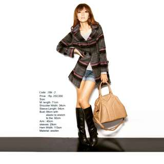 Import Coat Korea