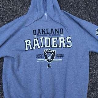5XL raiders hoodie