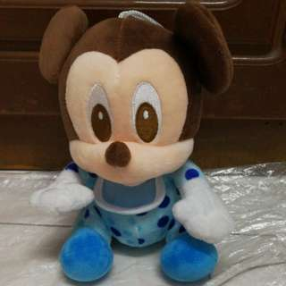 Baby Mini Mouse Toy