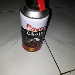Oil chain