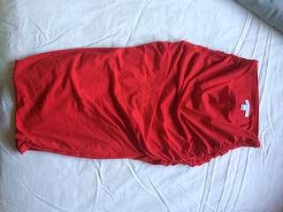 Red Kookai Skirt