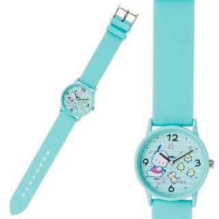 Japan Sanrio Pochacco Silicone Watch (RUN)